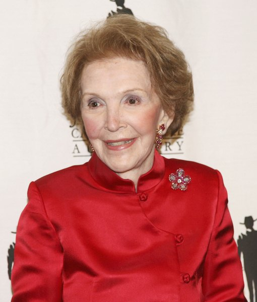 Former US First Lady Nancy Reagan Dies At 94