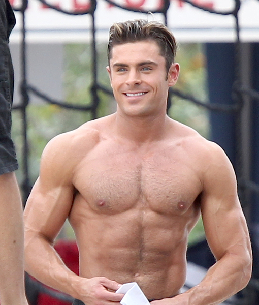 Zack Efron Naked Picture 6