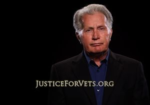 'West Wing' Cast Reunites for Veterans PSA