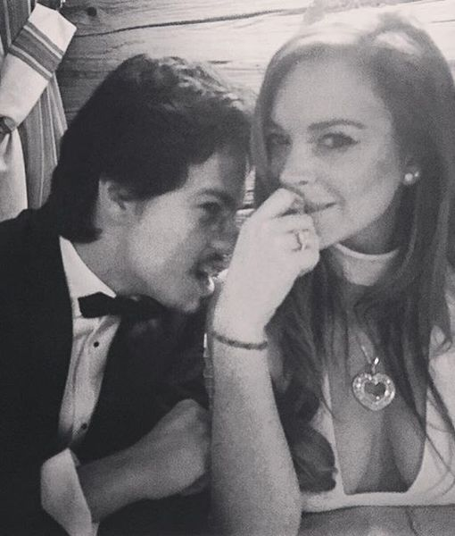 Is Lindsay Lohan Dating a Young Russian Heir?