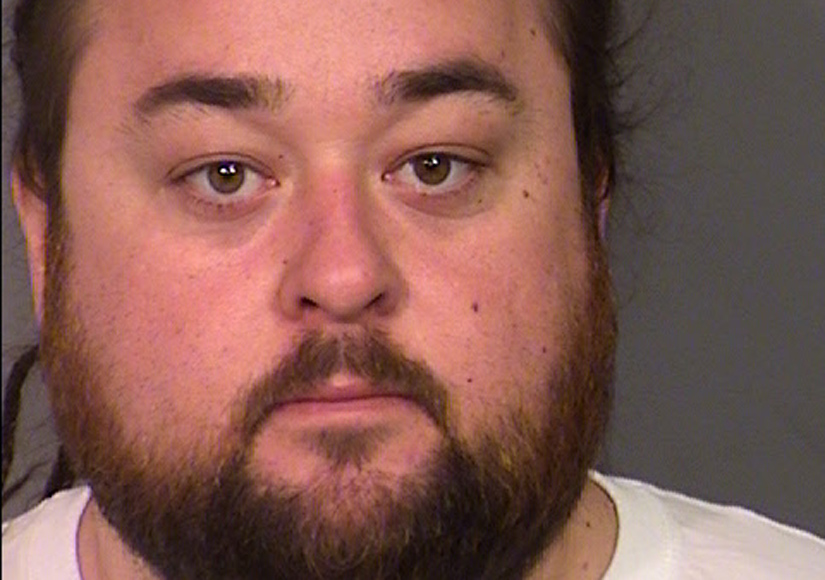 Chumlee of 'Pawn Stars' Arrested on Felony Charges