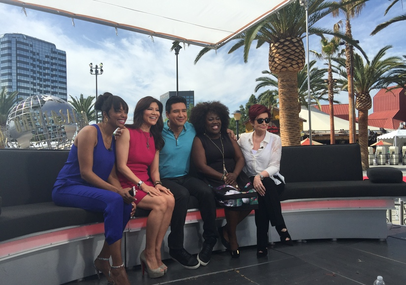 'The Talk' Ladies Get Real on Erin Andrews, and the Presidential Race –…