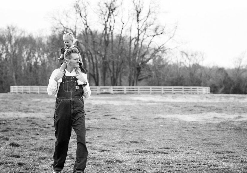 Rory Feek reflects on Joey's funeral