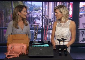 Shop the Scoop: Earrings, Handbags, and Flat Irons