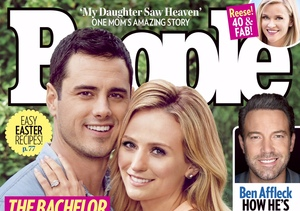 Ben Higgins 'Couldn't Be Happier' with Lauren Bushnell