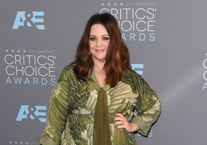 Melissa McCarthy 'thrilled' with 'Gilmore Girls' revival