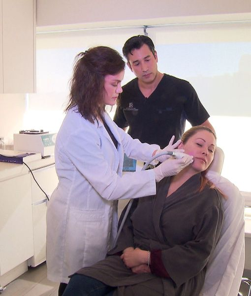 Video! Shanna Moakler Gets Her Glow Back with the EndyMed Facial