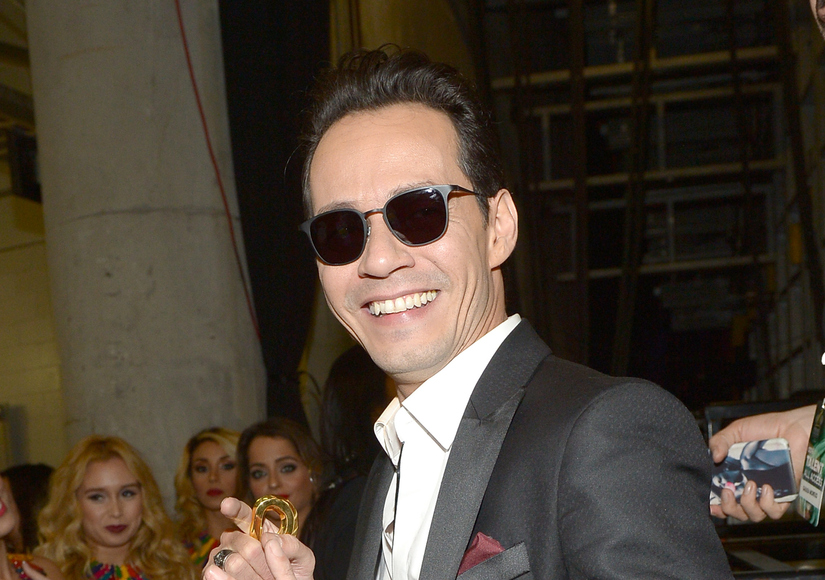 Marc Anthony's Lifelong Goal: 'A Child Will Never Have to Sleep on the…