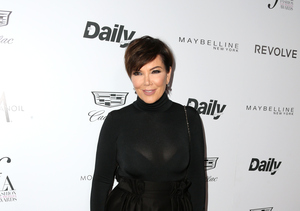 Kris Jenner Goes Gaga Over Lady Gaga: 'She's a Fashion Icon'