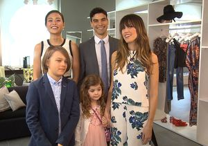 How to Be a Trendy Family in Spring with H&M Fashion