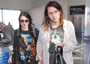 Frances Bean Cobain's Estranged Husband Allegedly Kidnapped