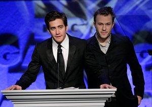 Jake Gyllenhaal Says Heath Ledger's Spirit Is 'Constantly Around'