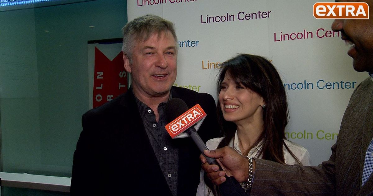 Alec Baldwin Weighs in on Presidential Race, Hilaria ...