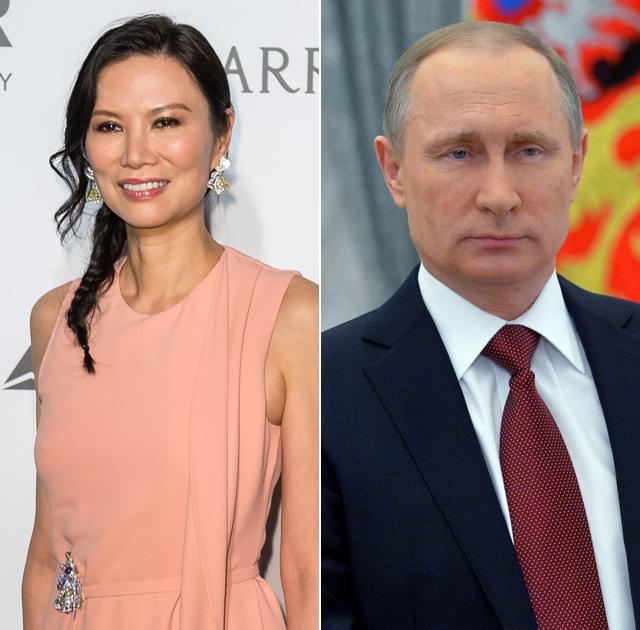 Wendi Deng dating Vladimir Putin: Has Rupert Murdoch's ex-wife moved ...