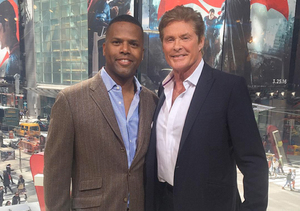 David Hasselhoff Dishes on 'Baywatch' and His Mockumentary 'Hoff the…