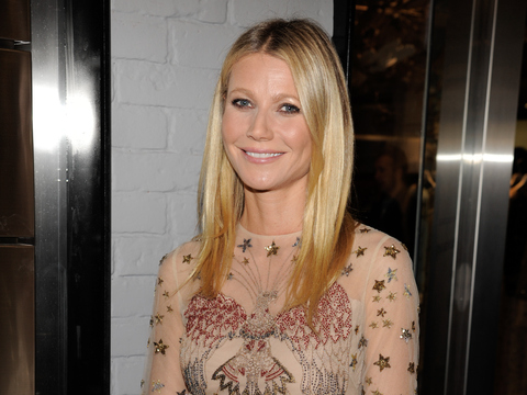 Gwyneth Paltrow is known for trying some extreme beauty techniques ...  Gwyneth Paltrow