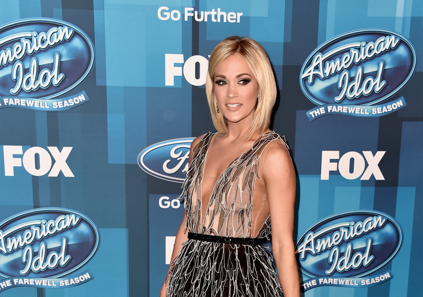 Carrie Underwood on Feeling Nostalgic at the 'American Idol' Series Finale