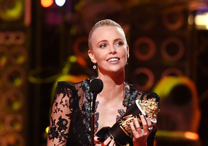 Charlize Theron's Heartfelt Acceptance Speech to Her Adopted Kids at MTV Movie…