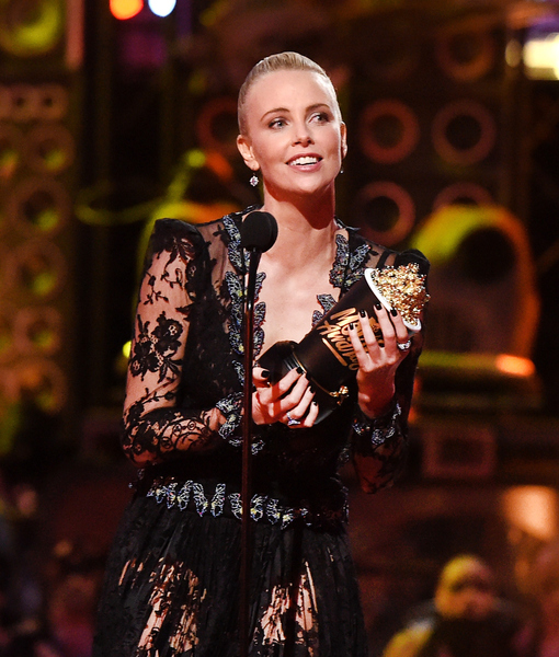 Charlize Theron's Heartfelt Acceptance Speech to Her ... Charlize Theron Movies