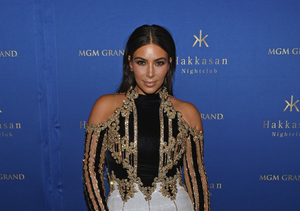 Celebrity Weigh-In: Has Kim Kardashian Lost All Her Baby Weight?