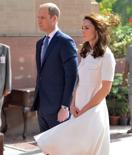 Kate Middleton Handles Marilyn Monroe Moment with Class on First Trip to India