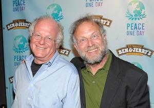 Extra Scoop: Ben & Jerry Arrested