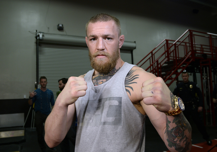 What? UFC Fighter Conor McGregor Is Retiring?