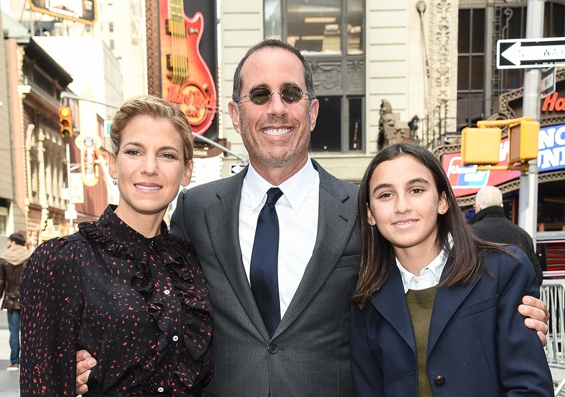 Jessica Seinfeld on Jerry: 'He Grew Into a Father That I Could Only Dream Of'