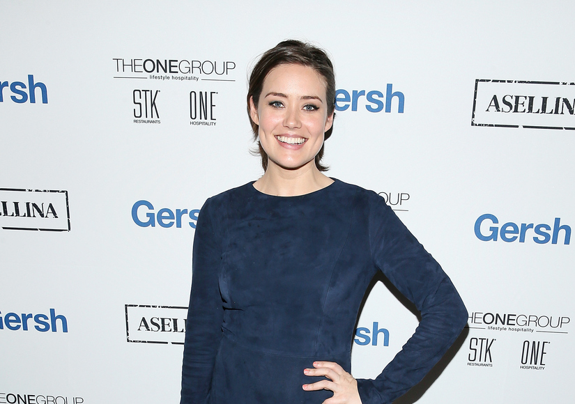 'Blacklist' Star Megan Boone Gives Birth, Shares First Photos of Baby Girl