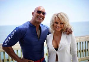 Pamela Anderson Joins 'Baywatch' Movie — Is She Playing C.J. Parker?