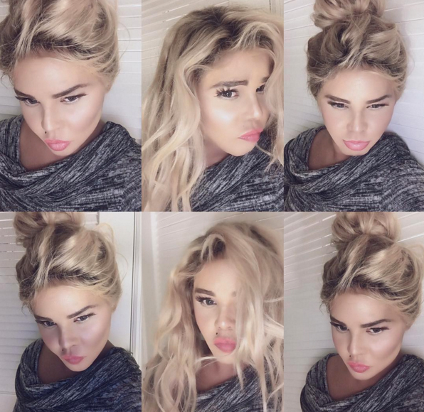 Is That You, Lil' Kim? Rapper Is Completely Unrecognizable in Latest Selfies
