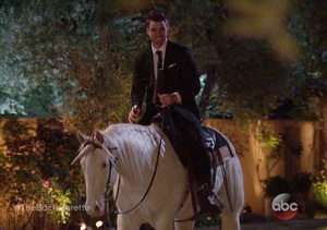 JoJo Fletcher Is Greeted by Unicorn-Riding Cutie in 'Bachelorette' Promo…