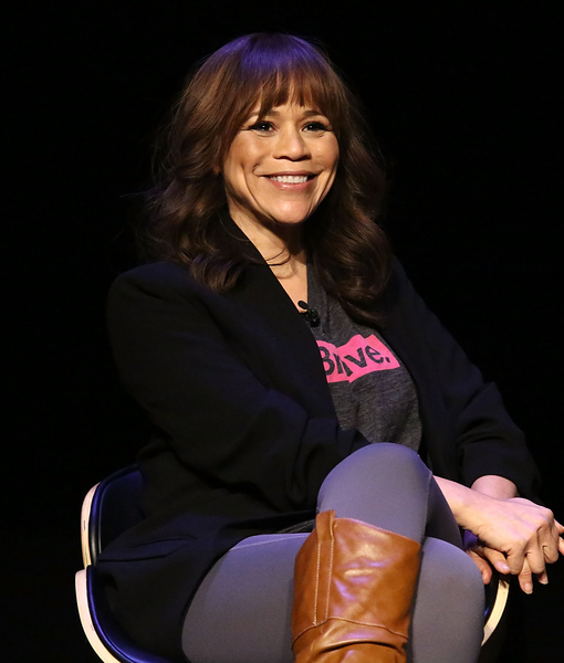 Rosie Perez Wants You to Crash the National Conventions This Year!