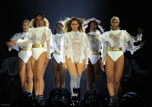 Forgive and Forget? Beyoncé Thanks Jay Z on First Night of…