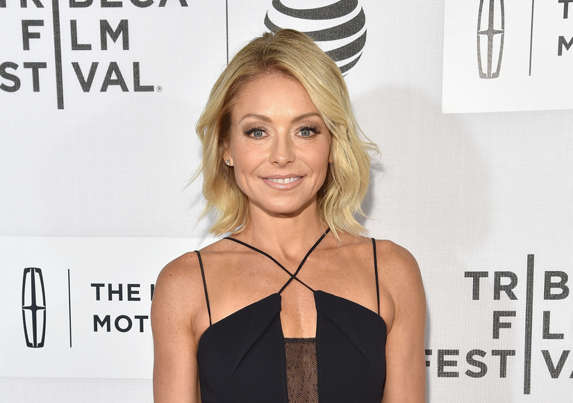 Kelly Ripa Could Go 'Live!' with These Guys After Michael Strahan Leaves