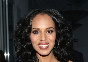 Kerry Washington Talks Hillary Clinton, 'Scandal' and Her Love for…