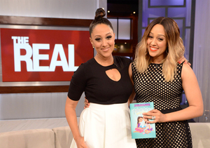'Sister, Sister' Reunion: Tia Mowry-Hardrict Visits Tamera on 'The…