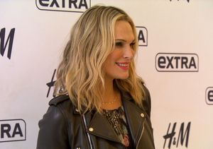 Molly Sims Reveals How She Got Rid of Belly Fat After Her Pregnancies