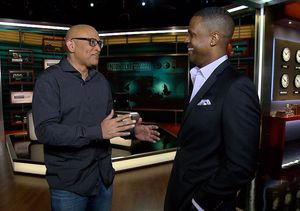 Larry Wilmore Jokes Parents Are Making Him Nervous Before Correspondents'…