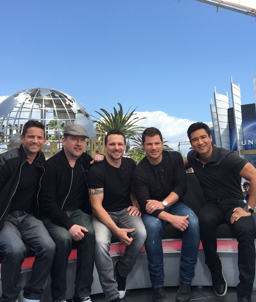 98 Degrees Teases Their My2k Tour — Watch!