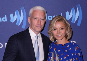 Will Anderson Cooper's Response to 'Live!' Question Give Him a Permanent…