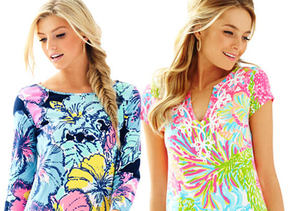 Win It! A $100 Gift Card to Lilly Pulitzer