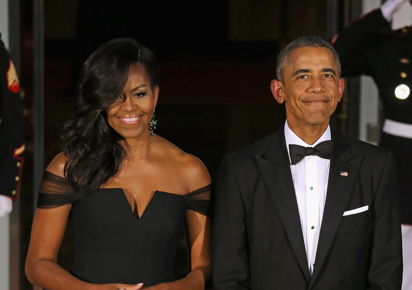 First Lady Michelle Obama Reveals Exact Moment She Fell in Love with the…