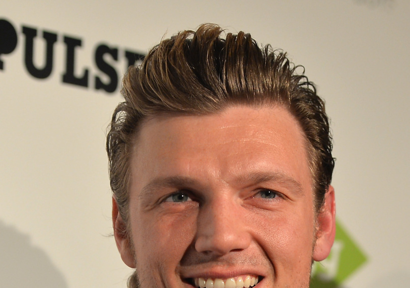 Backstreet Boy: First Pic of Nick Carter's Son Odin Reign