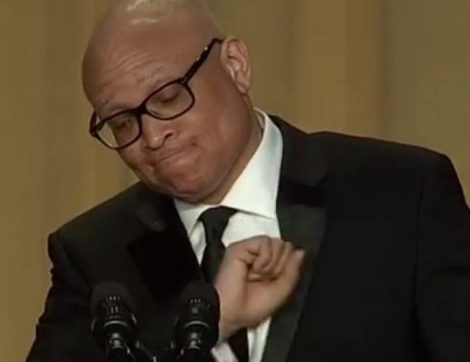 Comedian Larry Wilmore Sparks Controversy At White House Dinner