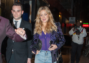 Kate Hudson & Nick Jonas Rekindle Their Romance?