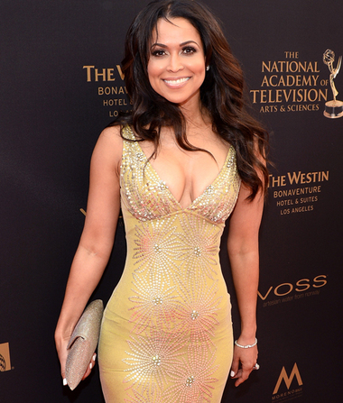 Stars at the Daytime Emmy Awards!