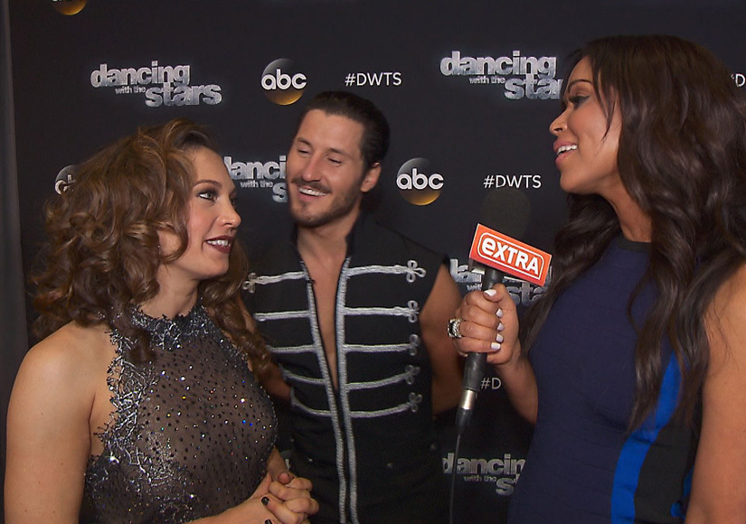 Backstage at 'DWTS': Double Elimination on Icons Night