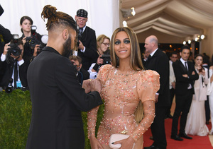 Stylist Ty Hunter Dishes on Beyoncé's Met Gala Givenchy Dress