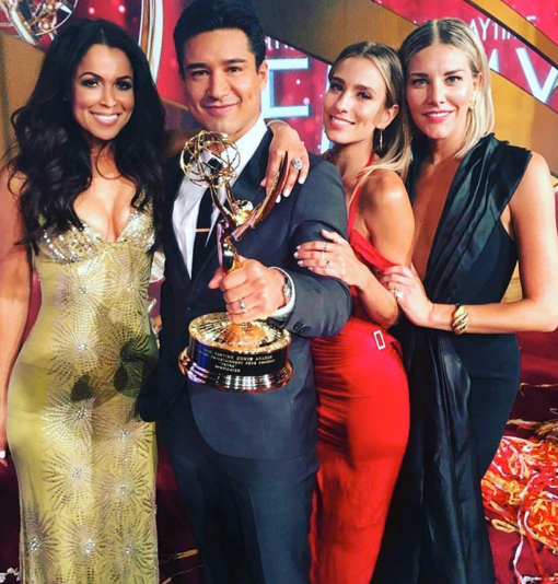 Inside the Daytime Emmy Awards!